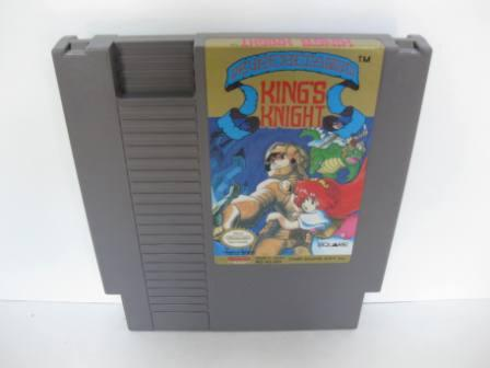 Kings Knight - NES Game