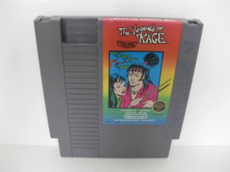 Legend of Kage - NES Game