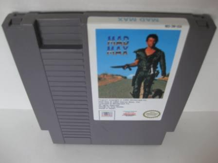 Mad Max - NES Game