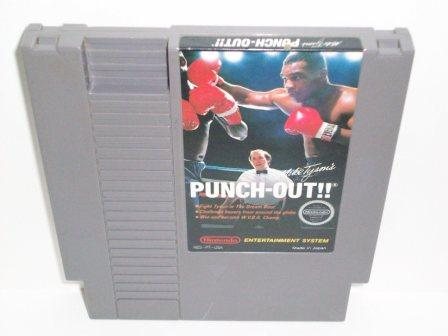 Mike Tysons Punch-Out!! - NES Game