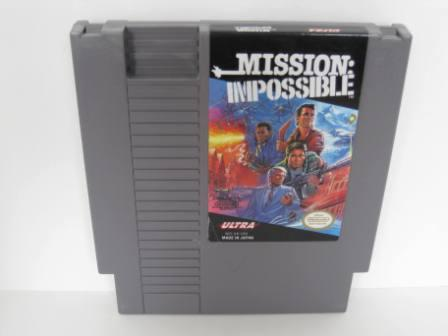 Mission: Impossible - NES Game