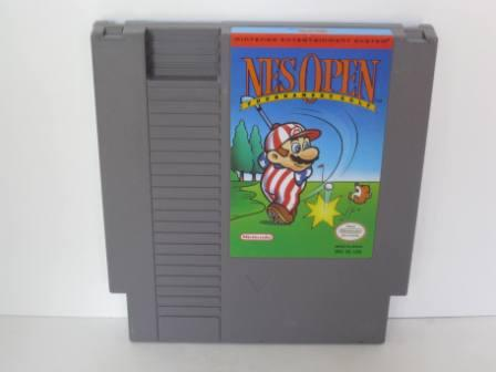 Open Tournament Golf, NES - NES Game