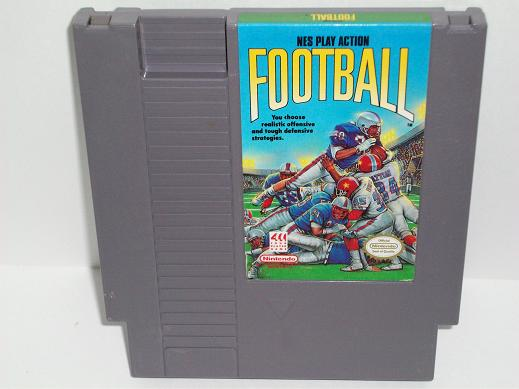 NES Play Action Football - NES Game