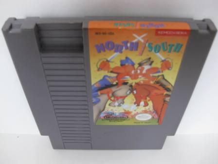 North & South - NES Game