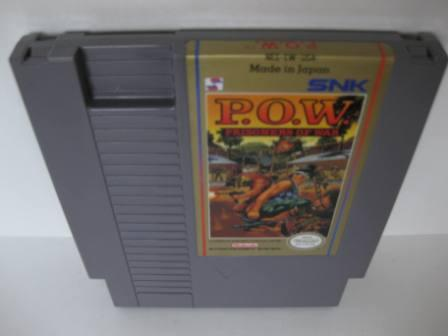 P.O.W. - Prisoners of War - NES Game