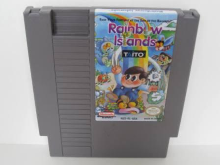 Rainbow Islands - NES Game