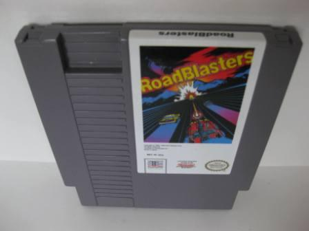 RoadBlasters - NES Game