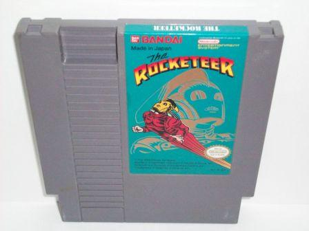 Rocketeer, The - NES Game