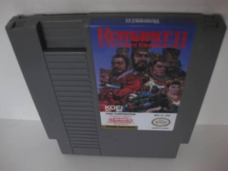 Romance of the Three Kingdoms II - NES Game