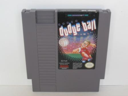 Super Dodge Ball - NES Game