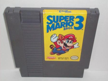 Super Mario Bros  3 - NES Game, Just Go Vintage