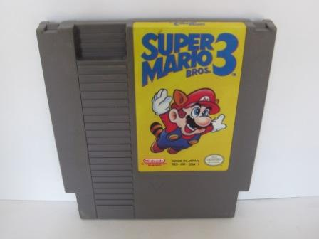 Super Mario Bros. 3 - NES Game
