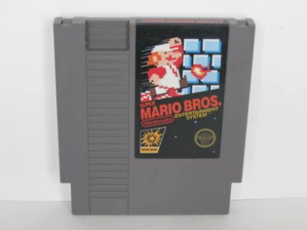 Super Mario Bros. - NES Game