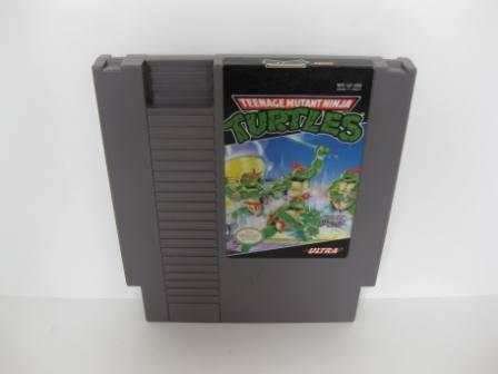 Teenage Mutant Ninja Turtles - NES Game