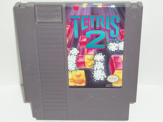 Tetris 2 - NES Game