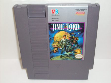 Time Lord - NES Game