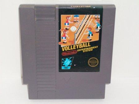 Volleyball - NES Game