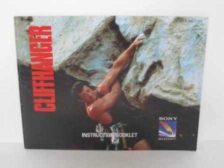 Cliffhanger - NES Manual