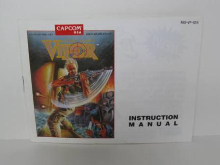 Code Name: Viper - NES Manual
