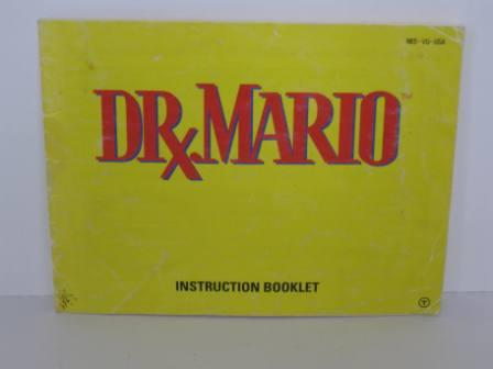 Dr. Mario - NES Manual