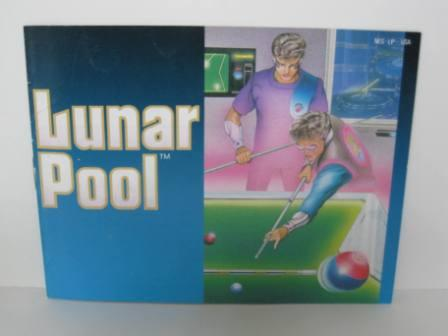 Lunar Pool - NES Manual