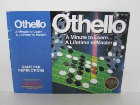 Othello - NES Manual