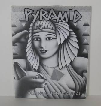 Pyramid - NES Manual