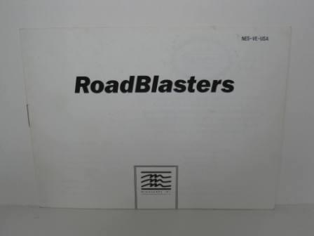 RoadBlasters - NES Manual