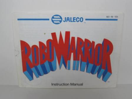RoboWarrior - NES Manual