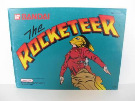 Rocketeer, The - NES Manual
