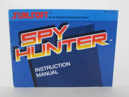 Spy Hunter - NES Manual