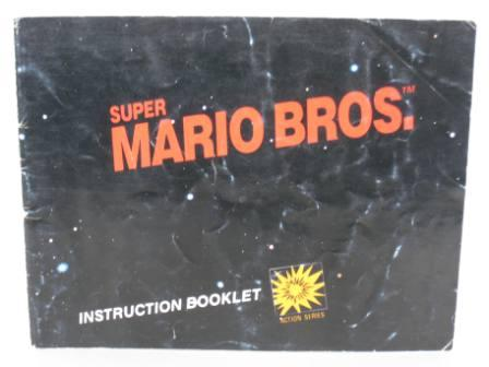Super Mario Bros. - NES Manual