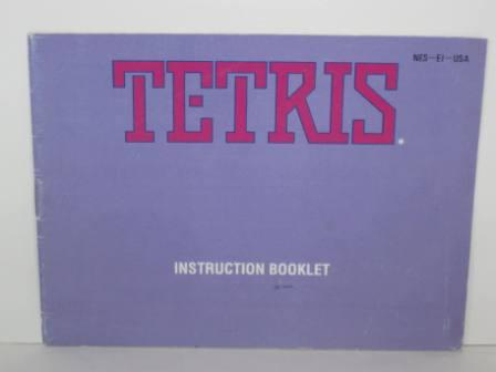 Tetris - NES Manual