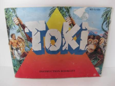 Toki - NES Manual