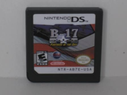 B-17: Fortress in the Sky - Nintendo DS Game