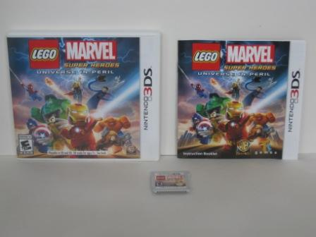 LEGO Marvel Super Heroes: Universe In Peril - Nintendo 3DS Game