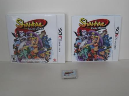 Shantae and the Pirates Curse (CIB) - Nintendo 3DS Game