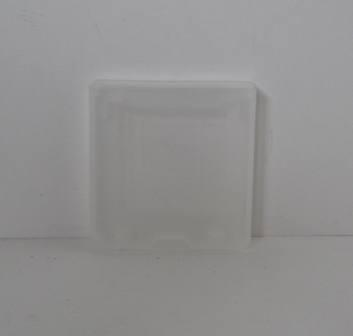 Hard Plastic 1 Game Storage Case (Clear) - Nintendo DS Accessory