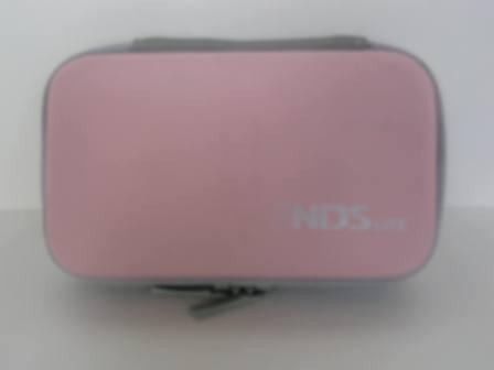 DS Lite System Carrying Case (Pink/Grey) - Nintendo DS Accessory
