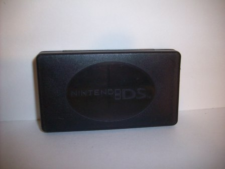 Hard Plastic 4 Game Storage Case (Black) - Nintendo DS Accessory