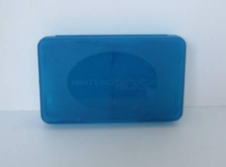 Hard Plastic 4 Game Storage Case (Teal) - Nintendo DS Accessory