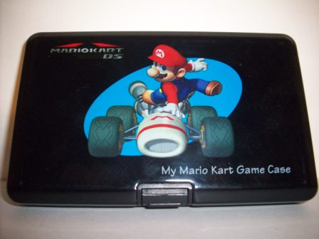 My Mario Kart Game Case - Nintendo DS Accessory