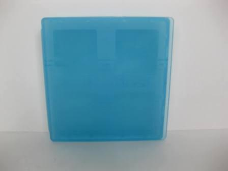 Hard Plastic 8 Game Storage Case (Teal) - Nintendo DS Accessory