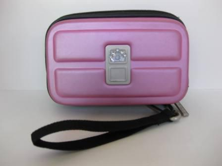 System & Game Carrying Case (Pink/Black) - Nintendo DS Accessory