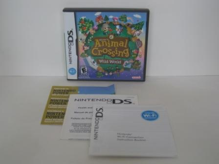 Animal Crossing: Wild World (CASE ONLY) - Nintendo DS