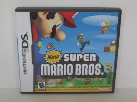 New Super Mario Bros. (CASE ONLY) - Nintendo DS