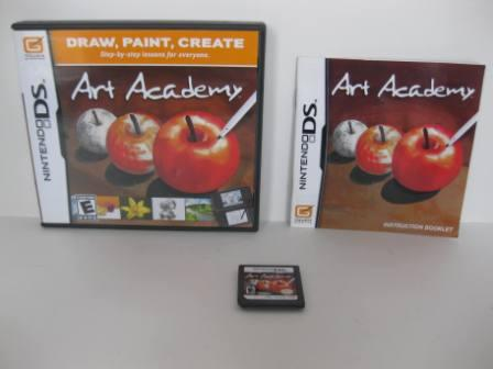 Art Academy - Nintendo DS Game