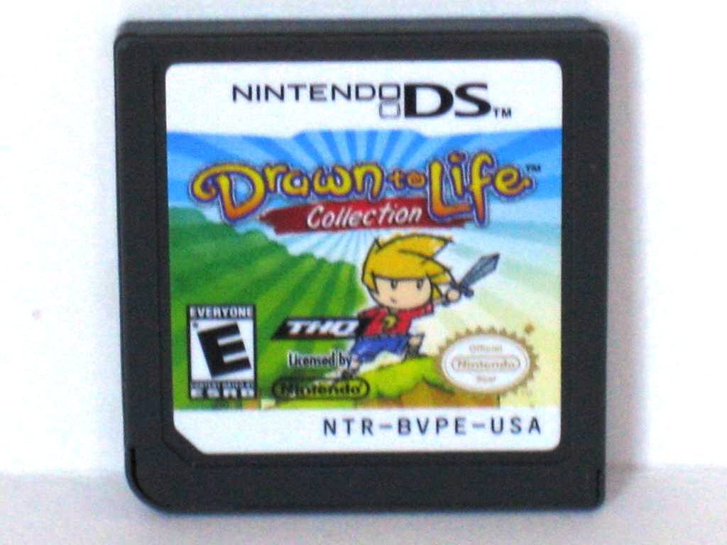 Drawn to Life: Collection - Nintendo DS Game