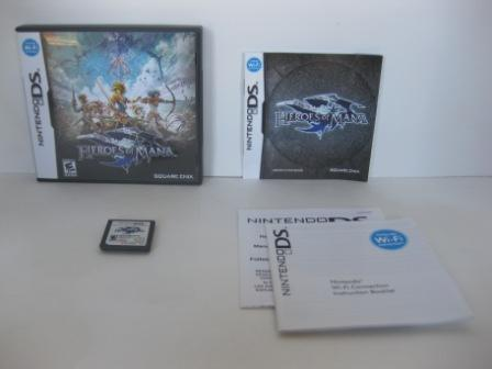 Heroes of Mana (CIB) - Nintendo DS Game