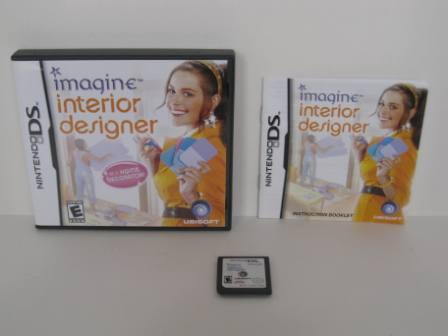 Imagine: Interior Designer - Nintendo DS Game